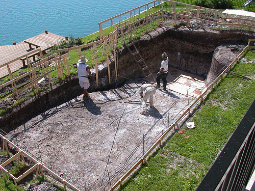 Pool Construction Builders